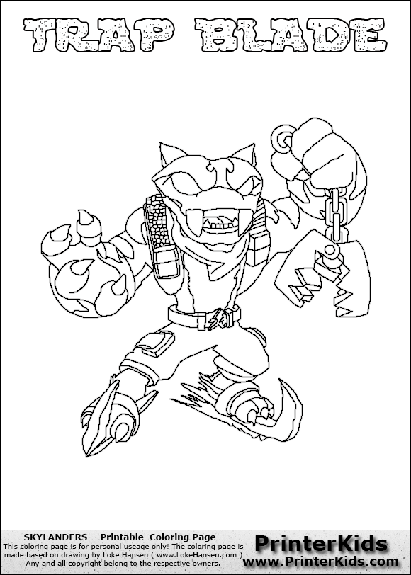 skylanders trap team coloring pages golden queen | Golden Queen Skylanders Coloring Pages Coloring Pages
